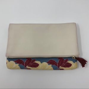 Rachel Pally Bags - Rachel Pally Floral Reversible Clutch Tropical